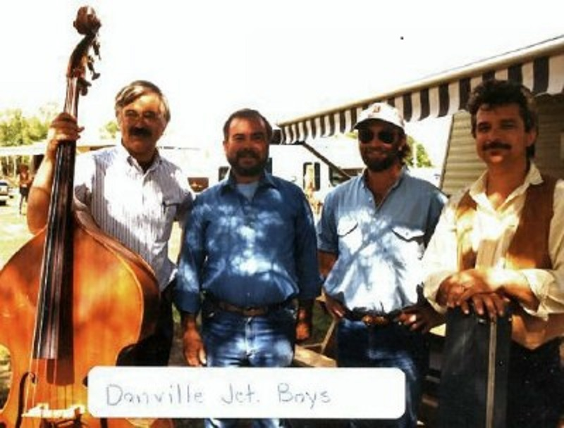 John Sparrow - Danville Junction Boys